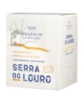 Bag In Box Serra Do Louro Branco (5L)